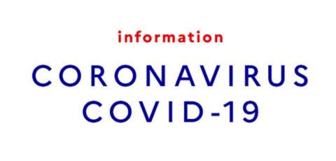Nouveau horaire Covid19